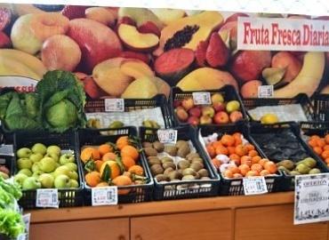 Fruta y hortalizas