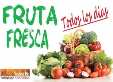Fruta Fresca todos los días