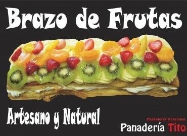 Brazo de frutas