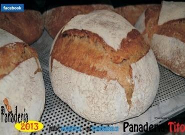 Muestras de Pan Panadería Tito