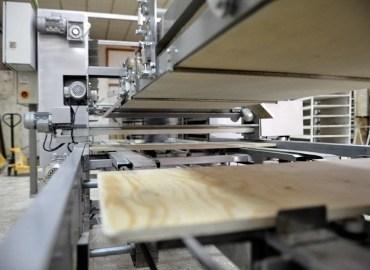 Maquinaría e interiores Panadería Tito