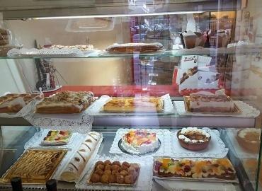 Variedad de dulces artesanos