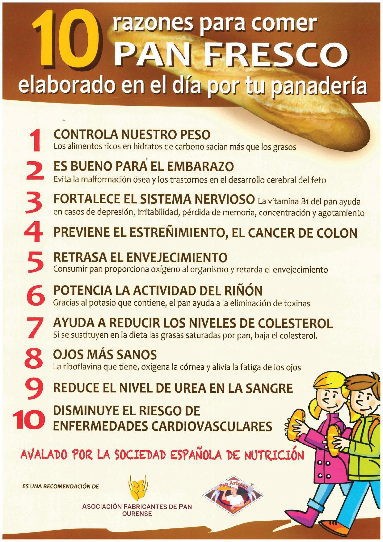 10 buenas razones