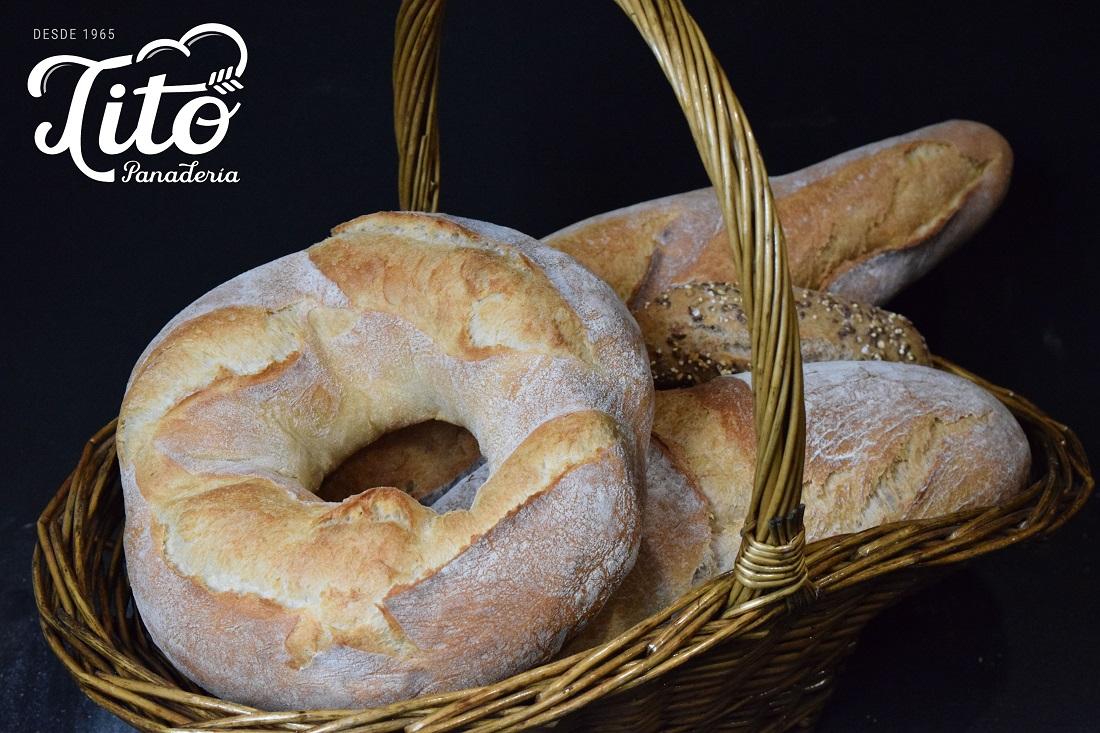 Consume más pan, pero de la forma adecuada
