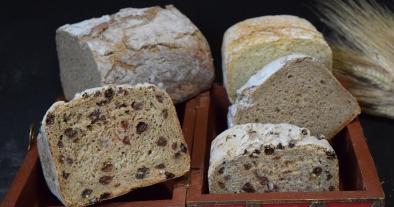 Los tipos de pan más saludables