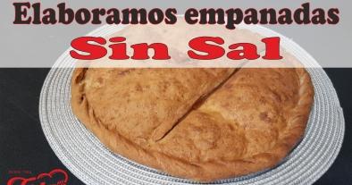 Empanadas sin sal
